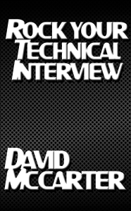 Tech Interview-1st