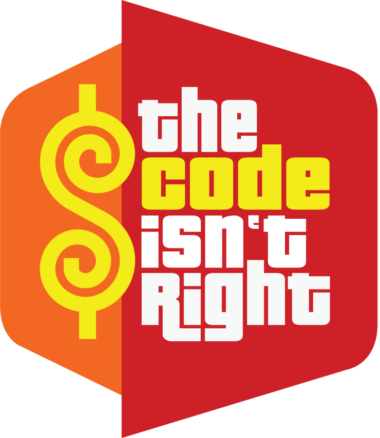 The Code Isn't Right