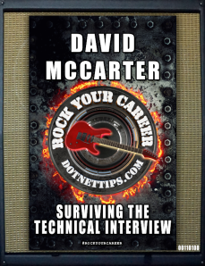 Tech Interview Book Cover@0,25x