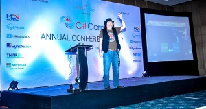 20170414-CSharpCorner Conference-Session 1--4541