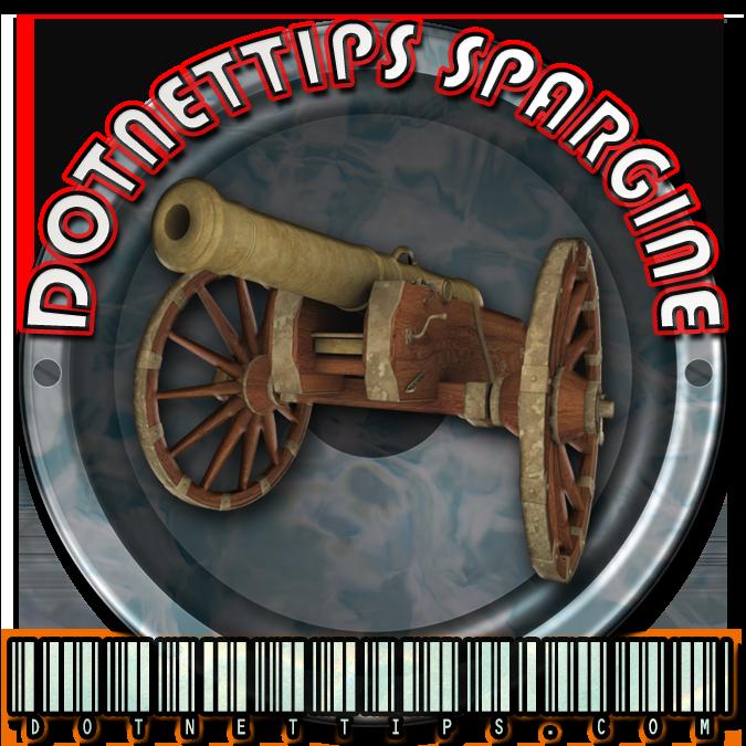 dotNetTips Spargine Logo